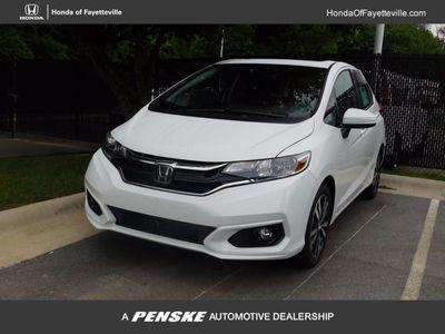 New 2018 Honda Fit EX CVT Sedan