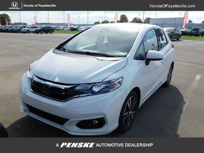 New 2018 Honda Fit EX CVT Sedan