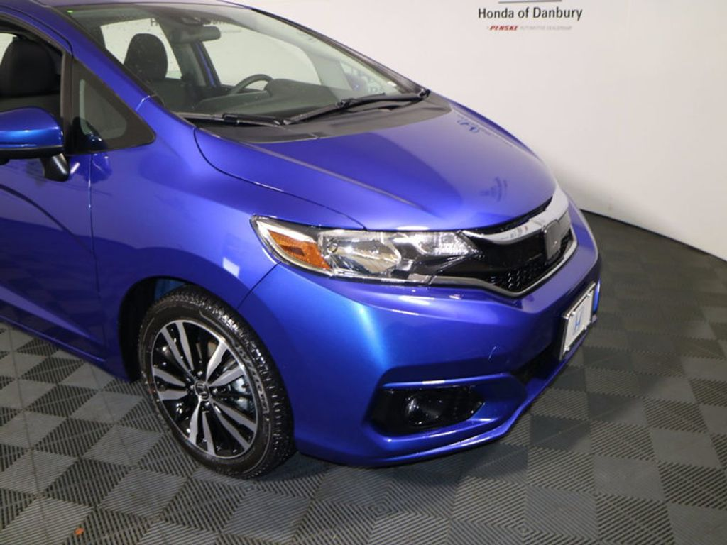 2018 Honda Fit EX Manual - 17130117 - 1