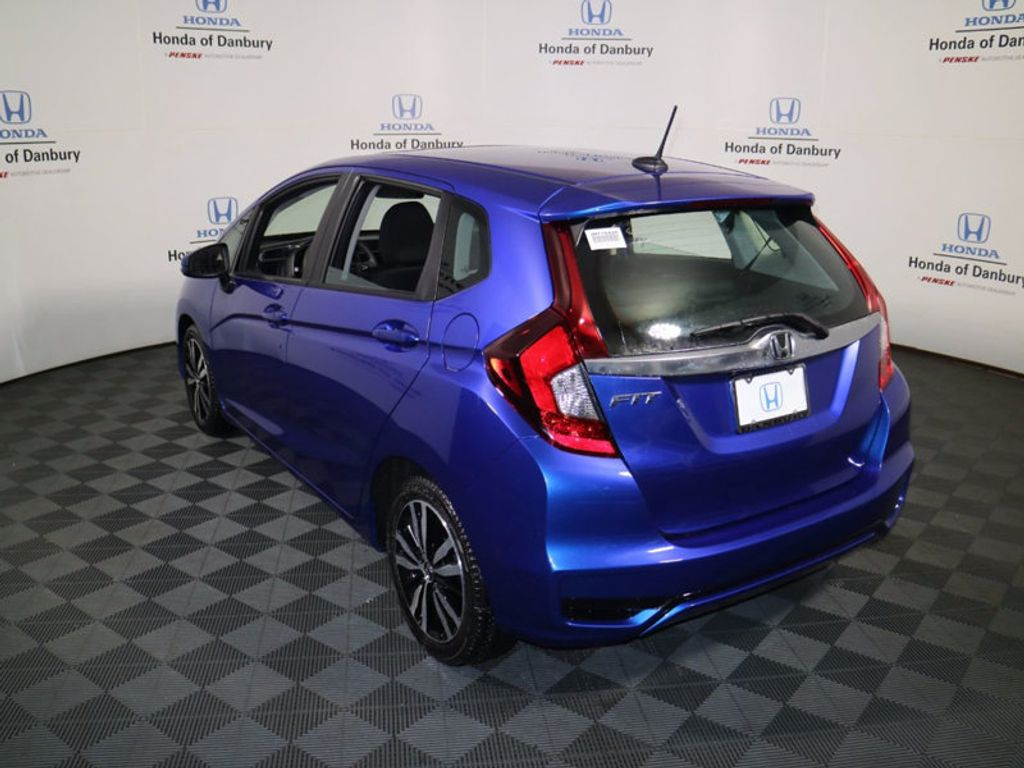 2018 Honda Fit EX Manual - 17130117 - 4