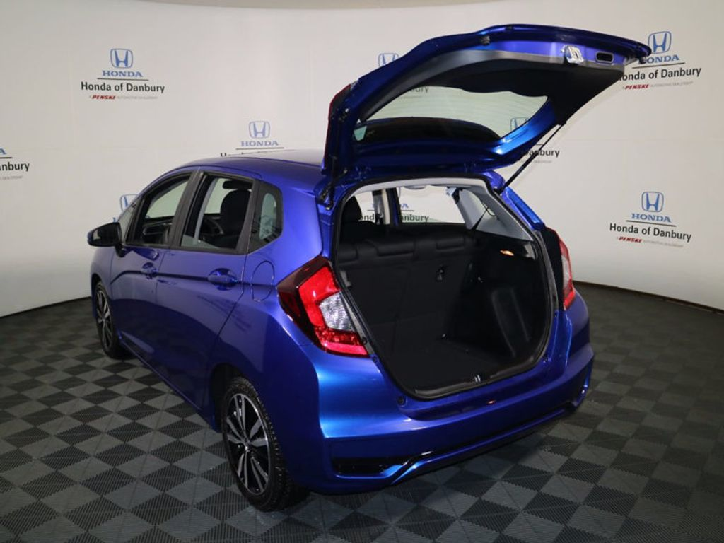 2018 Honda Fit EX Manual - 17130117 - 5