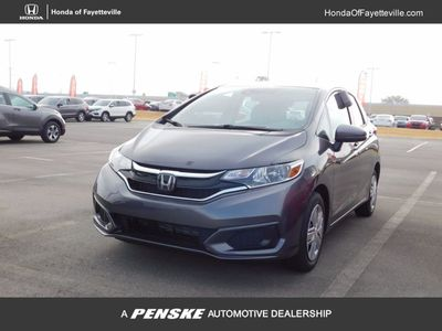 New 2018 Honda Fit LX CVT w/Honda Sensing Sedan