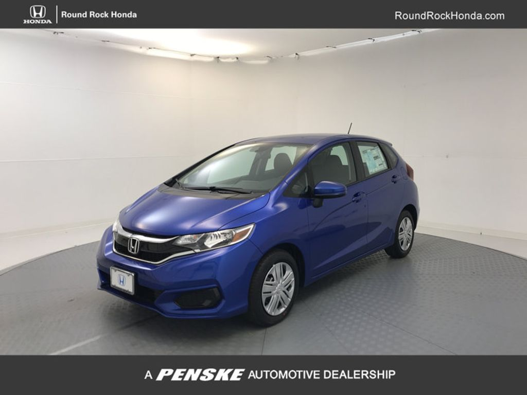 2018 Honda Fit LX Manual - 17105601 - 0