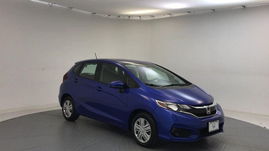 2018 Honda Fit LX Manual - 17105601 - 1