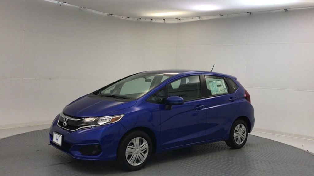 2018 Honda Fit LX Manual - 17105601 - 3