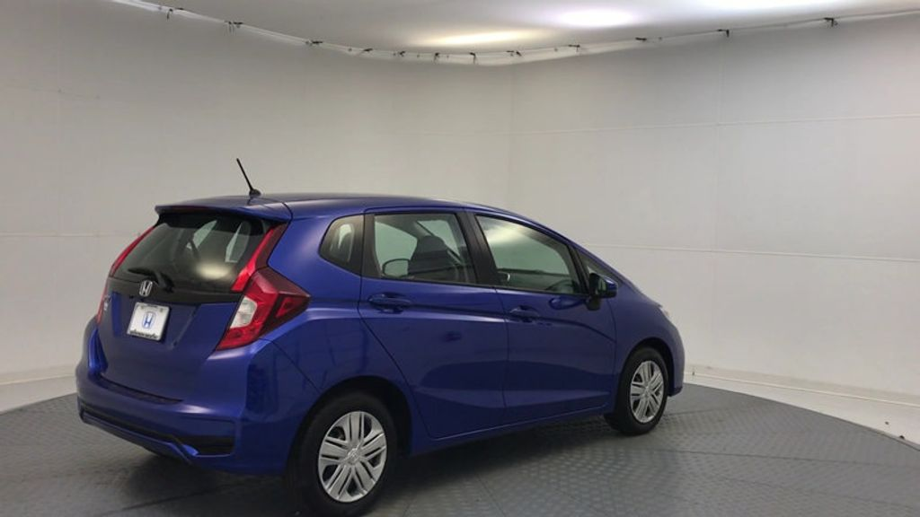 2018 Honda Fit LX Manual - 17105601 - 7