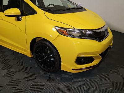 2018 Honda Fit Sport Manual - Click to see full-size photo viewer