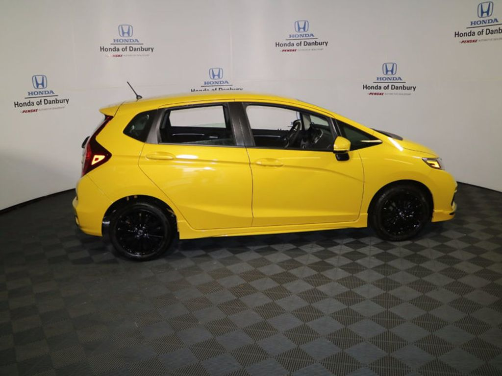 2018 Honda Fit Sport Manual - 16723896 - 2