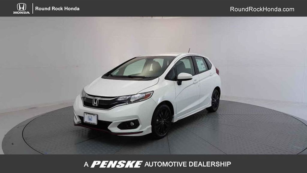 2018 Honda Fit Sport Manual - 16641009 - 0