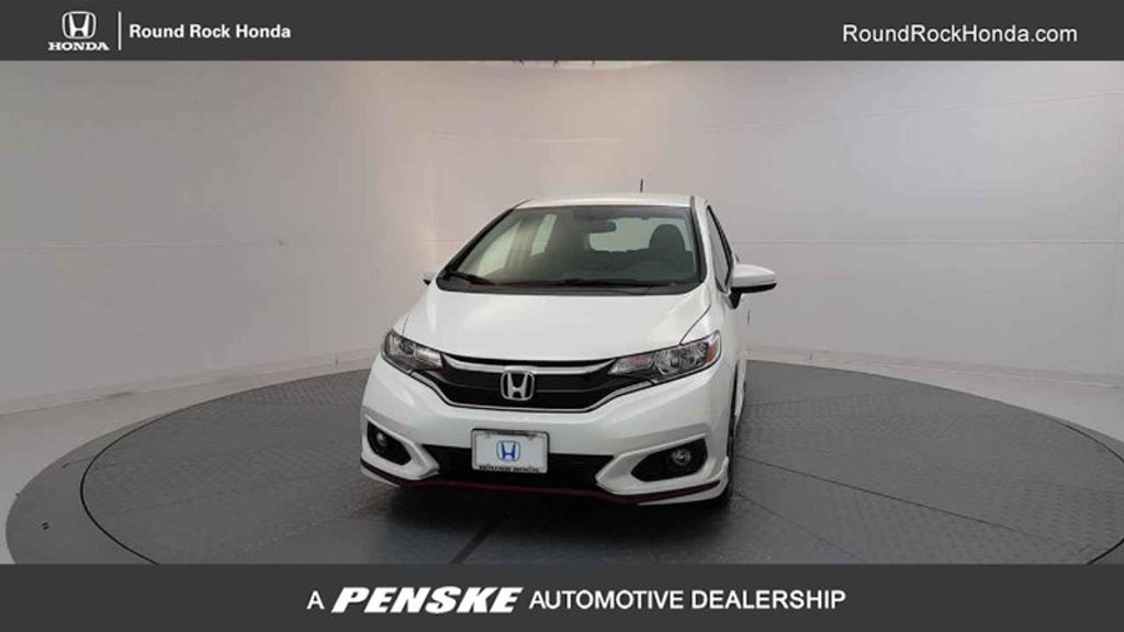 2018 Honda Fit Sport Manual - 16641009 - 9