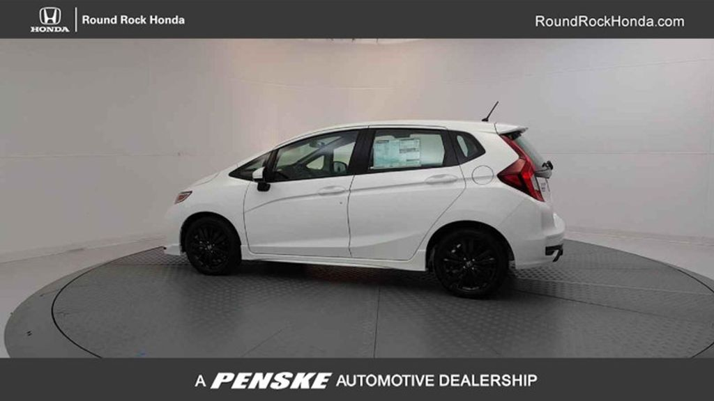 2018 Honda Fit Sport Manual - 16641009 - 2