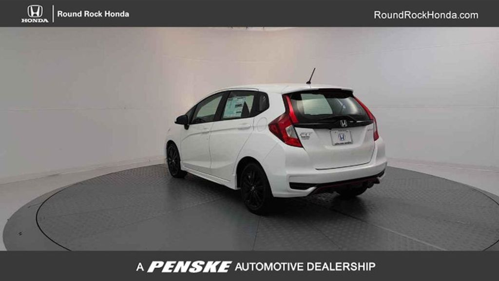 2018 Honda Fit Sport Manual - 16641009 - 3