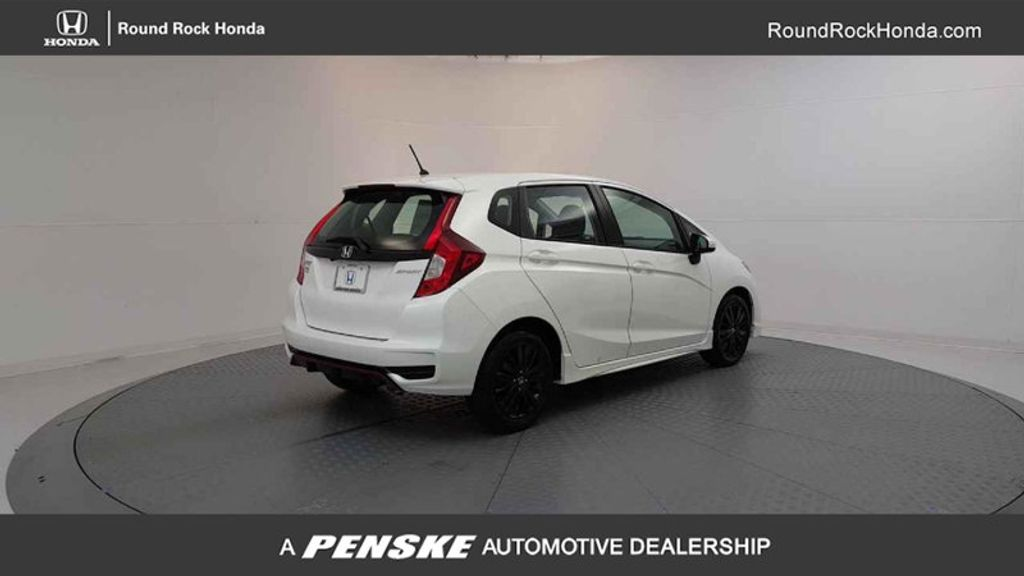 2018 Honda Fit Sport Manual - 16641009 - 5