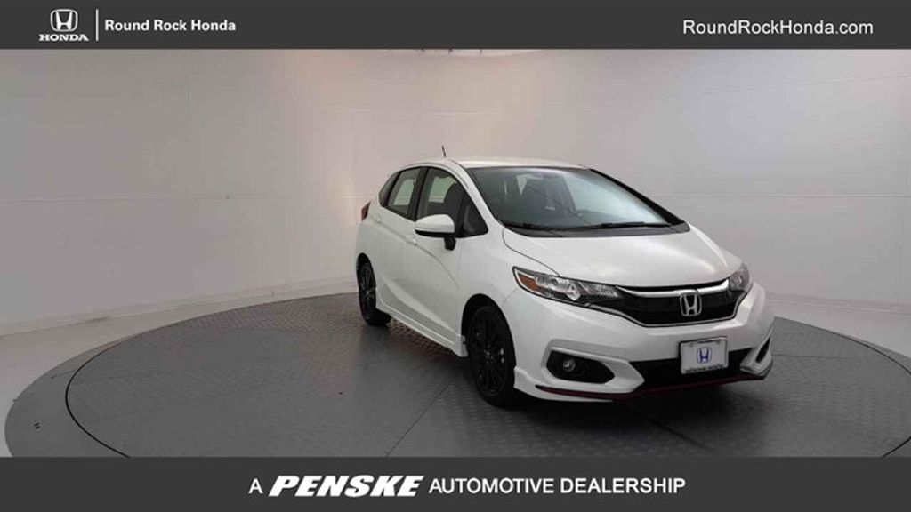 2018 Honda Fit Sport Manual - 16641009 - 8