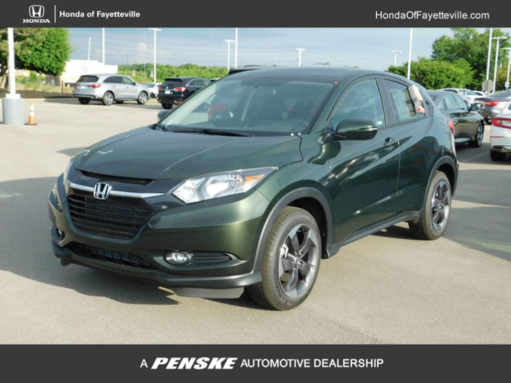 Superb 2018 Honda HR V EX AWD CVT   17873587   0