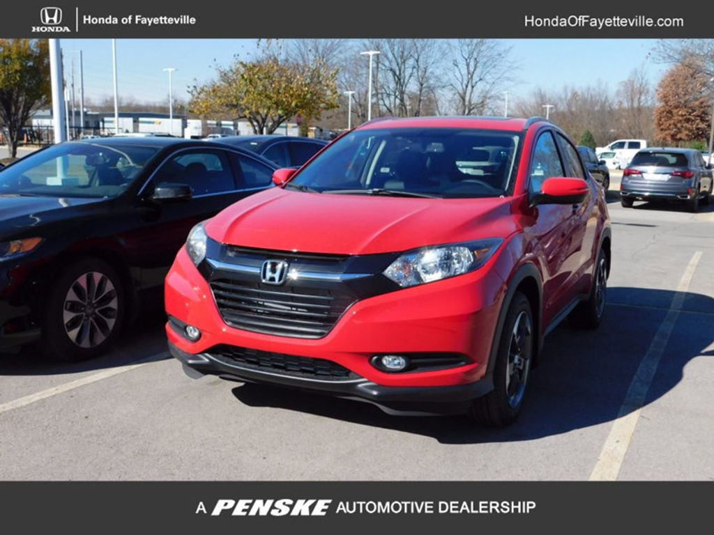 Dealer Video - 2018 Honda HR-V EX-L Navi 2WD CVT - 17062817