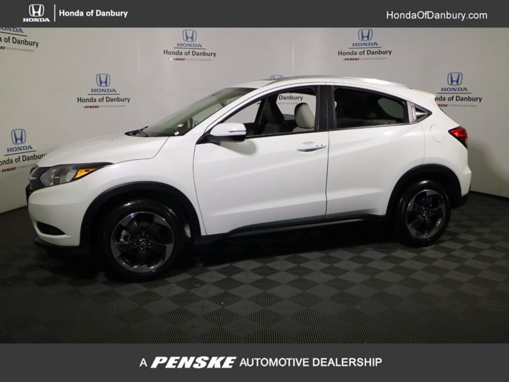 Dealer Video - 2018 Honda HR-V EX-L Navi AWD CVT - 17010327