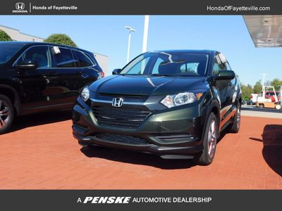 New 2018 Honda HR-V LX AWD CVT SUV