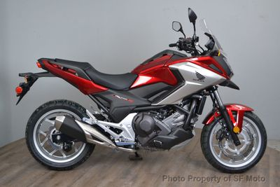 2018 Honda NC750X DCT ABS - Click to see full-size photo viewer