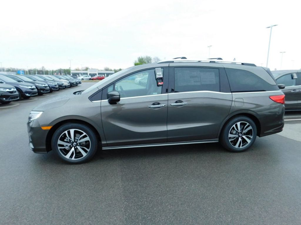 Dealer Video - 2018 Honda Odyssey Elite Automatic - 17568913