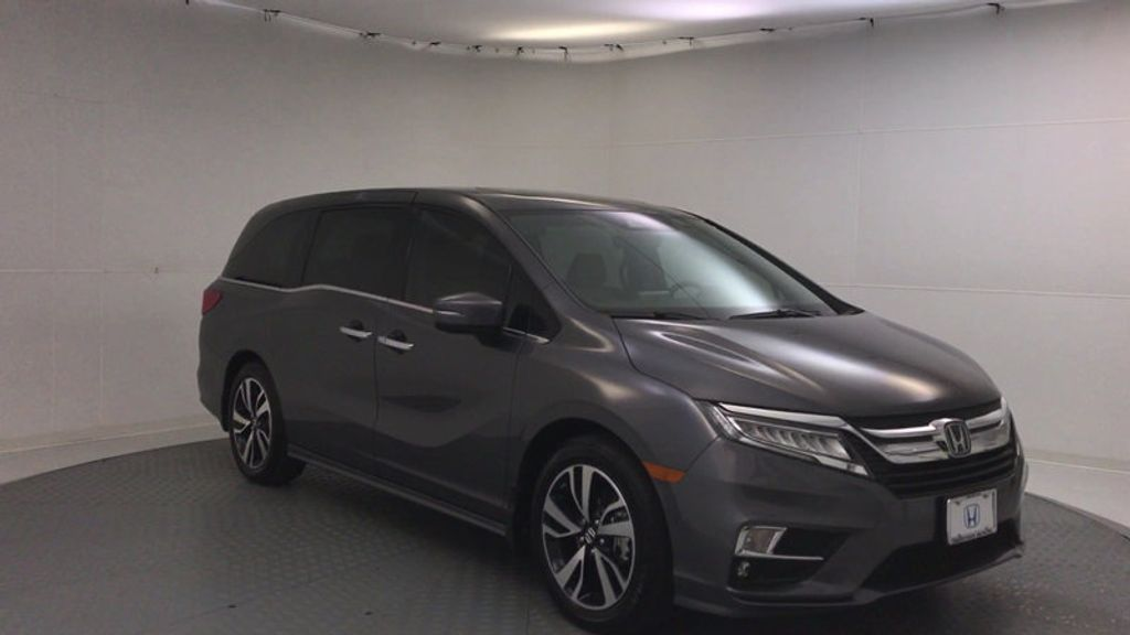 Dealer Video - 2018 Honda Odyssey Elite Automatic - 16773105