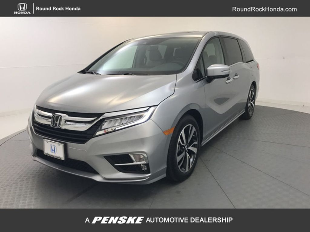Dealer Video - 2018 Honda Odyssey Elite Automatic - 17520733