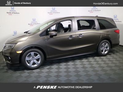 new honda odyssey at honda of danbury serving putnam
