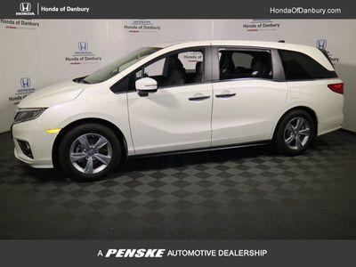 New 2018 Honda Odyssey EX-L Automatic Van