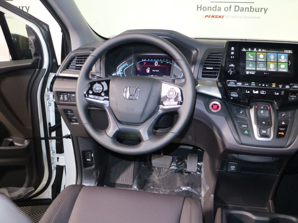 2018 New Honda Odyssey Ex L Automatic At Penske Tristate Serving Fairfield Ct Iid 17118563