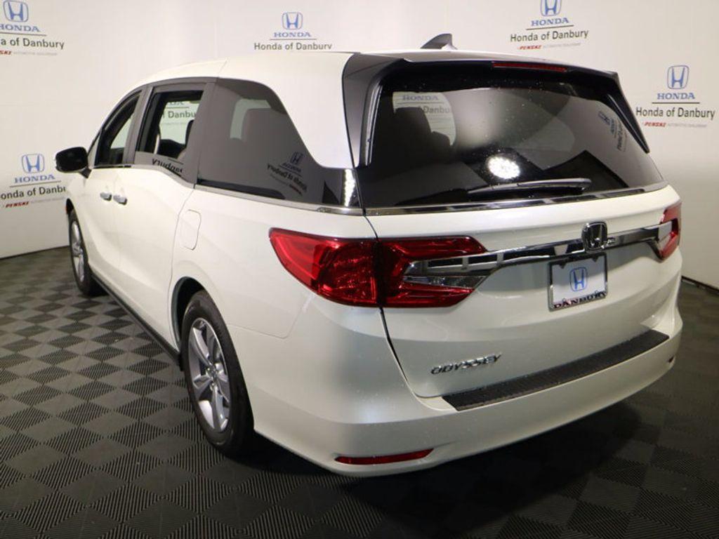 2018 New Honda Odyssey Ex L Automatic At Honda Of Danbury