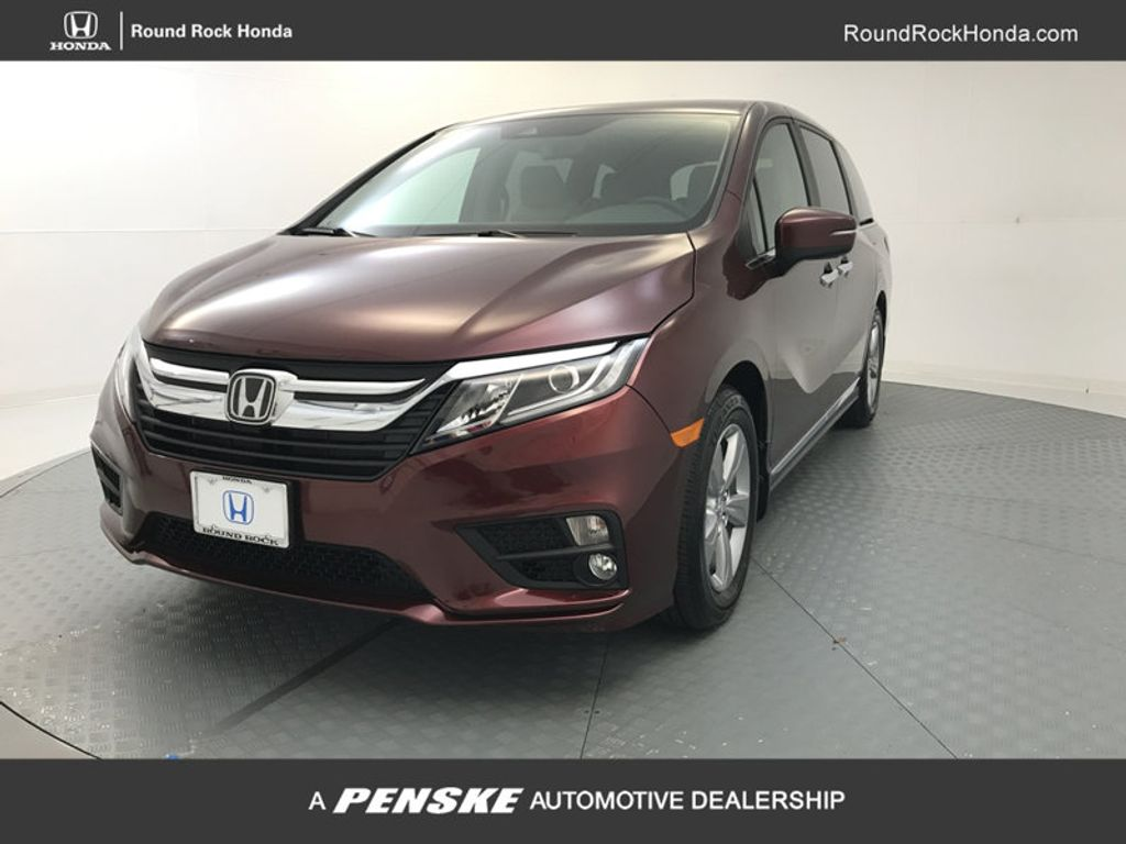 Dealer Video - 2018 Honda Odyssey EX-L Automatic - 16708940