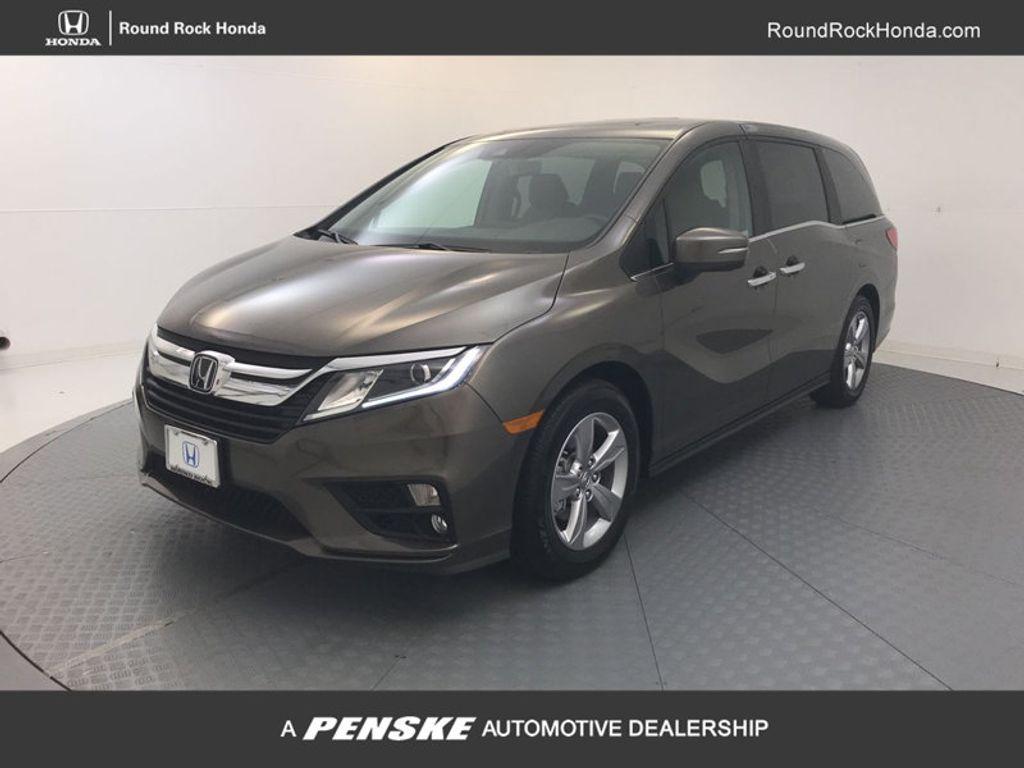2018 New Honda Odyssey Ex L Automatic At Round Rock Honda