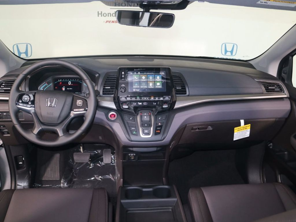 2018 New Honda Odyssey Ex L W Navi Res Automatic At Penske Tristate Serving Fairfield Ct Iid