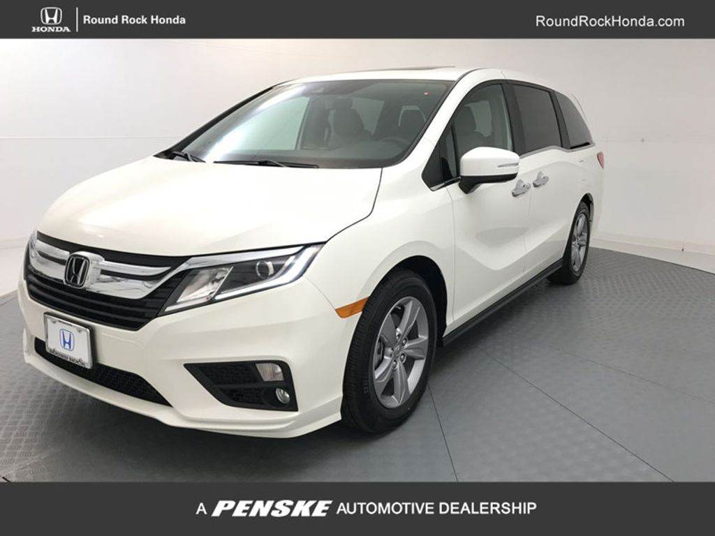 Dealer Video - 2018 Honda Odyssey EX-L w/Navi/RES Automatic - 17419855