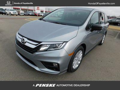 New 2018 Honda Odyssey LX Automatic Van