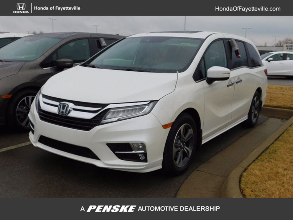 Dealer Video - 2018 Honda Odyssey Touring Automatic - 17087451