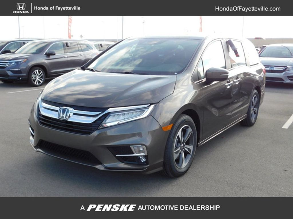Dealer Video - 2018 Honda Odyssey Touring Automatic - 17138485