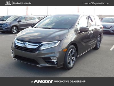 New 2018 Honda Odyssey Touring Automatic Van