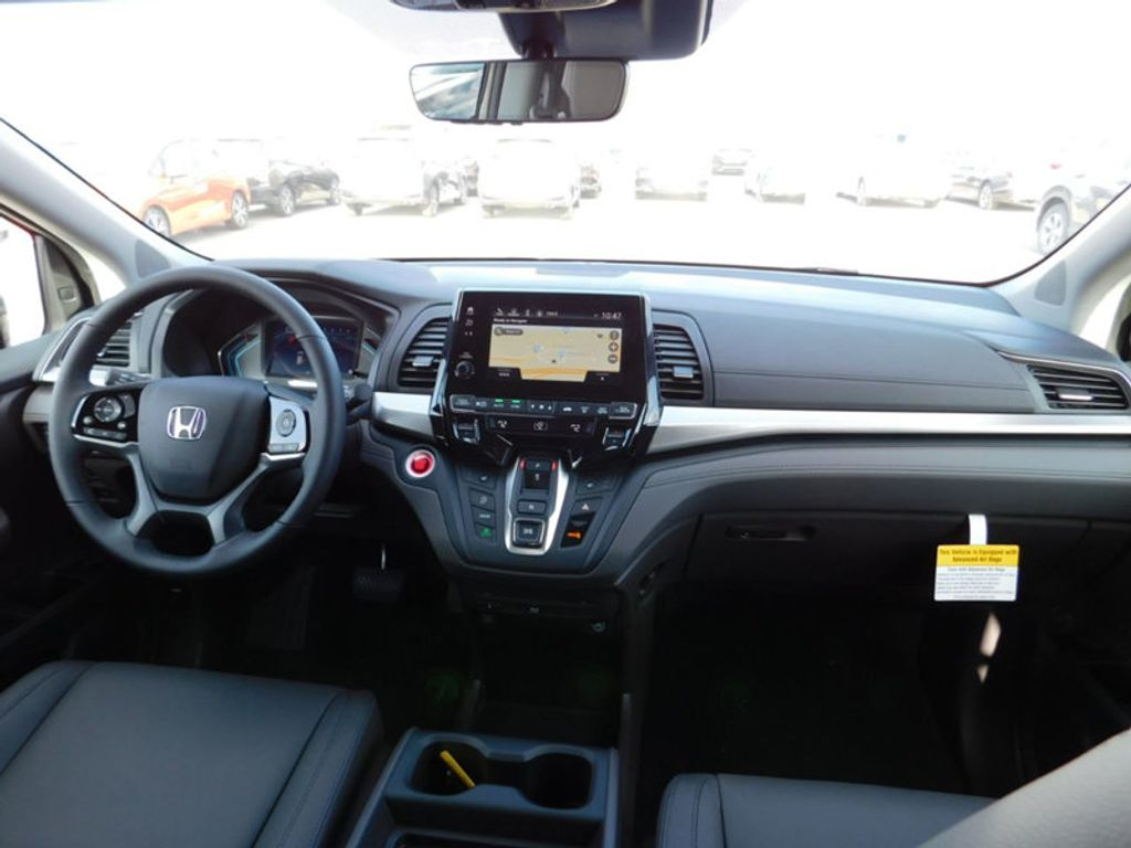 2018 New Honda Odyssey Touring Automatic At Honda Of Fayetteville Serving Rogers Springdale