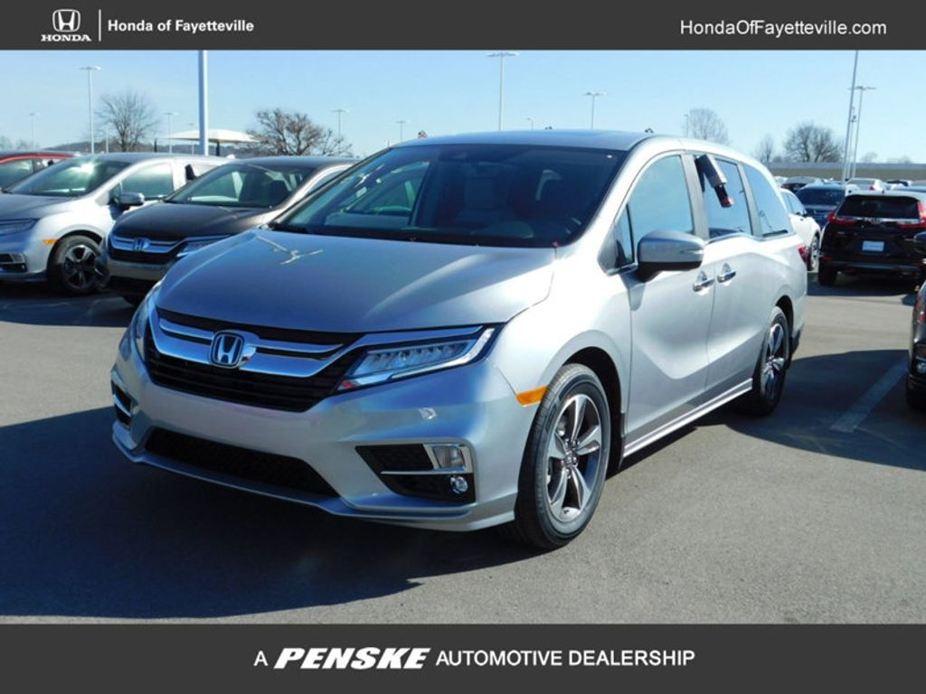Dealer Video - 2018 Honda Odyssey Touring Automatic - 17250990