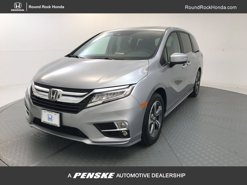 2018 new honda odyssey touring automatic at round rock honda serving austin georgetown cedar. Black Bedroom Furniture Sets. Home Design Ideas