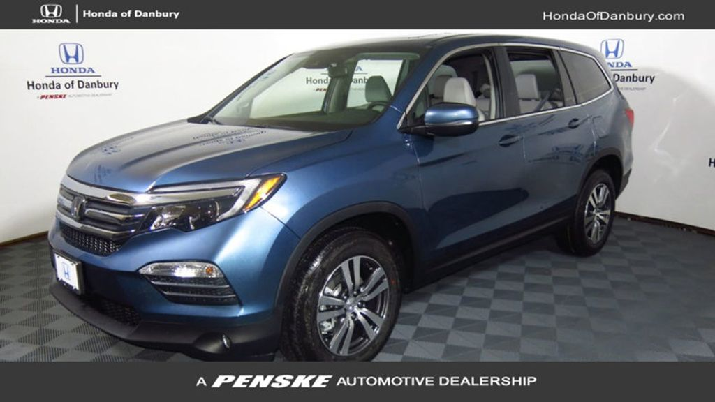 Dealer Video - 2018 Honda Pilot EX-L w/Honda Sensing AWD - 17344955