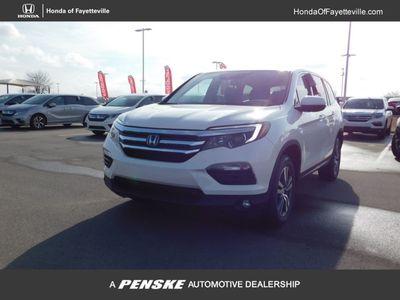 New 2018 Honda Pilot EX-L w/Honda Sensing AWD SUV