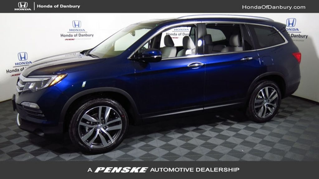 Dealer Video - 2018 Honda Pilot Touring AWD - 17311024