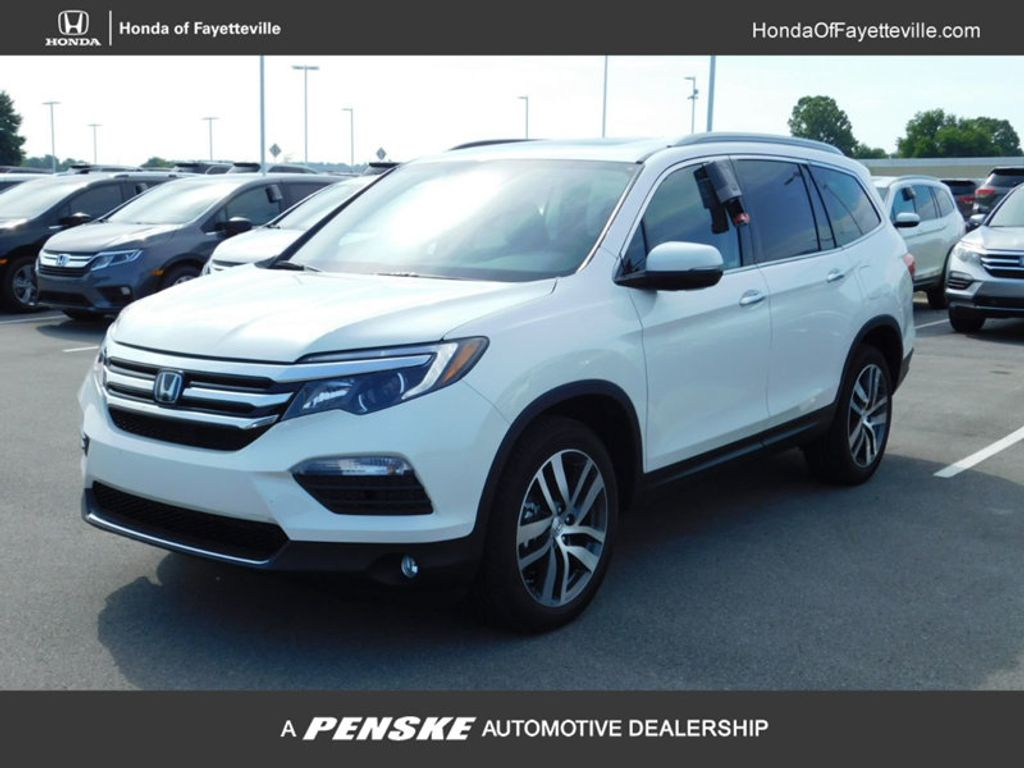 2018 New Honda Pilot Touring Awd At Fayetteville Autopark Iid 17840630 Oil Pressure Switch Location 2006 Free Engine Image 0