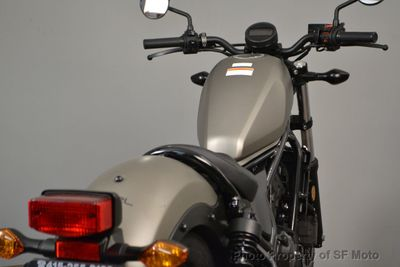 2018 Honda Rebel 300 ABS - Click to see full-size photo viewer