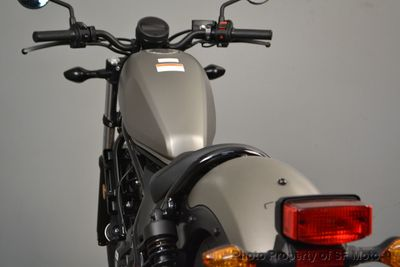2018 Honda Rebel 300 SAVE FOR NEXT ONE - Click to see full-size photo viewer