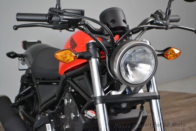 2018 Honda Rebel 500 CMX500