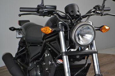 2018 Honda Rebel 500 CMX500  - Click to see full-size photo viewer