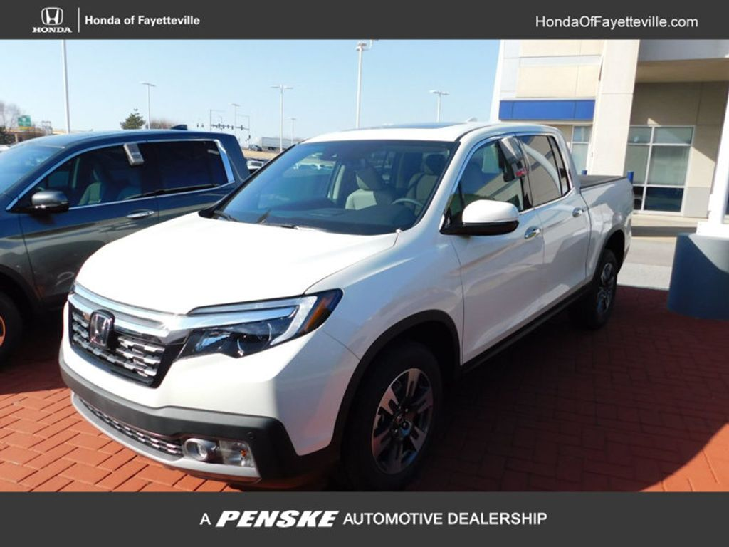 Dealer Video - 2018 Honda Ridgeline RTL-E AWD - 17424501